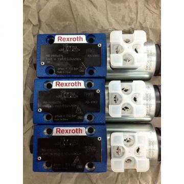 REXROTH 4WMM6E5X/V Valves