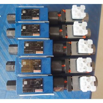 REXROTH 4WE 6 M6X/EG24N9K4/V R900906825 Directional spool valves