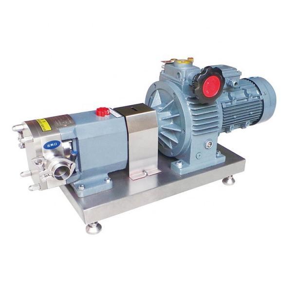 Vickers PV063R1K1T1NKLZ+PVAC1ECMNSJW35 Piston Pump PV Series #1 image
