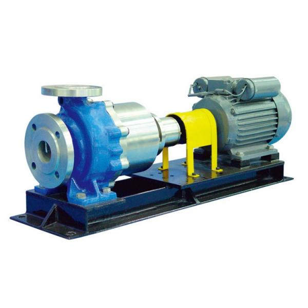 Vickers PV080R1K1B4NMLC+PGP517A0250CD1 Piston Pump PV Series #1 image